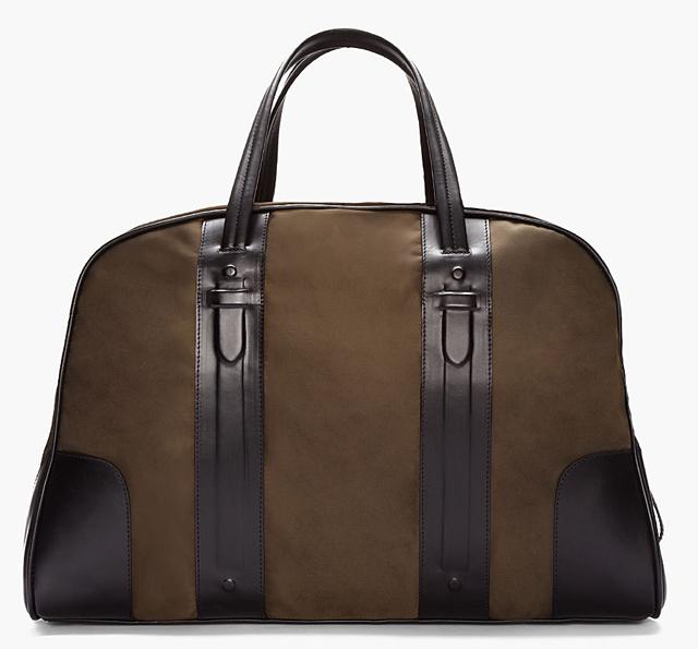 Neil Barrett Buenos Aires Weekend Bag