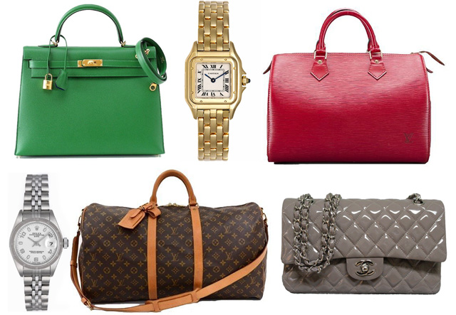 Portero Classic Handbags and Watches
