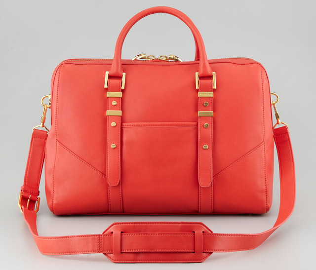 Rachel Zoe Lee Large Satchel Bag