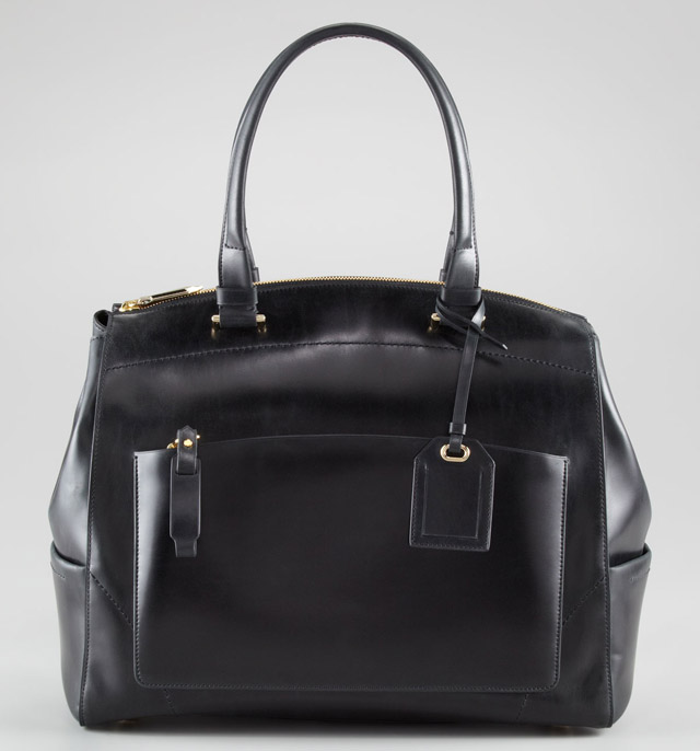 Reed Krakoff Uniform Hard Bowler Bag