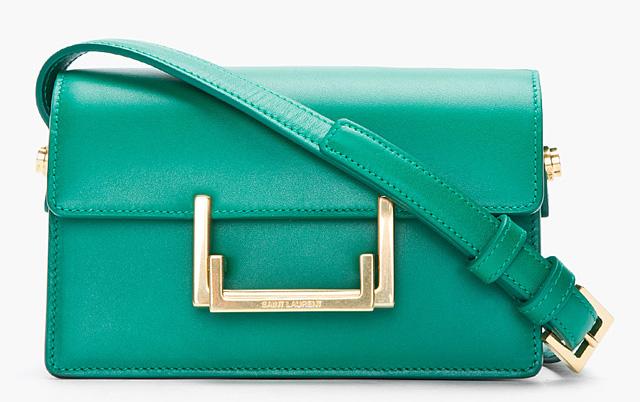 Saint Laurent Lulu Small Shoulder Bag