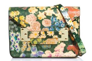Kick the Mid-Season Blahs with Sophie Hulme Floral Bags