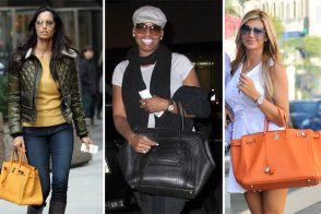 The Many Bags of Bravolebrities