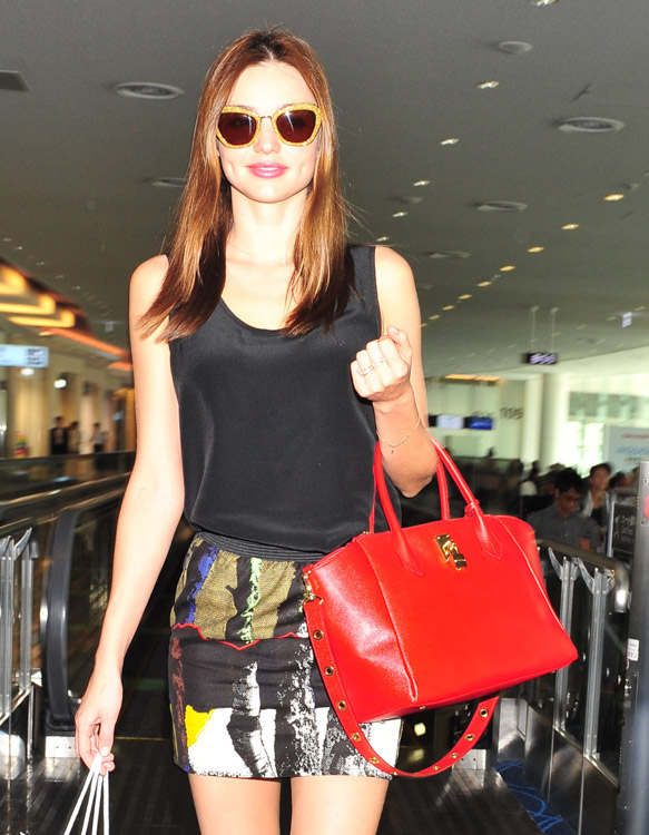 The Many Bags of Miranda Kerr, Part Two (5)