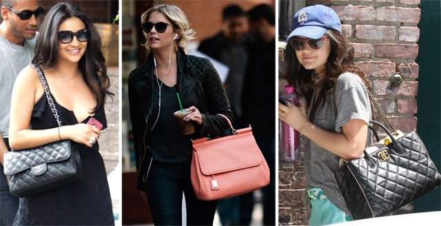 The Many Bags of Pretty Little Liars