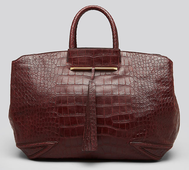 B Brian Atwood Grace East West Tote