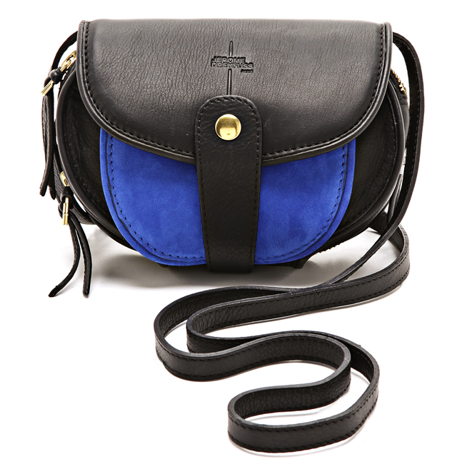 Jerome Dreyfuss Momo Crossbody Bag