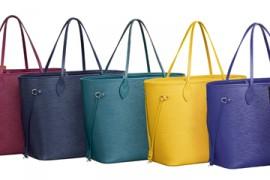 Louis Vuitton Epi Neverfull Bag