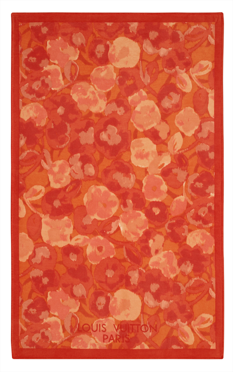 Louis Vuitton San Francisco Beach Towel