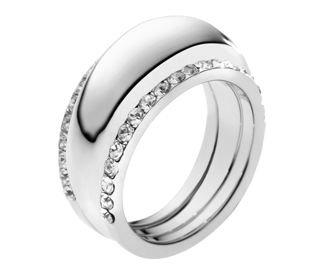 MICHAEL Michael Kors Pave-Insert Ring