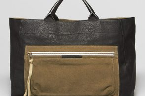 Man Bag Monday: Marc by Marc Jacobs Two-Pock Biggie Reversible Tote