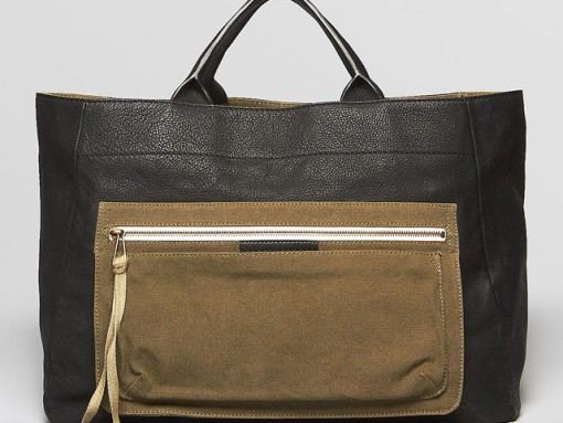 Marc by Marc Jacobs Two-Pock Biggie Reversible Tote 1