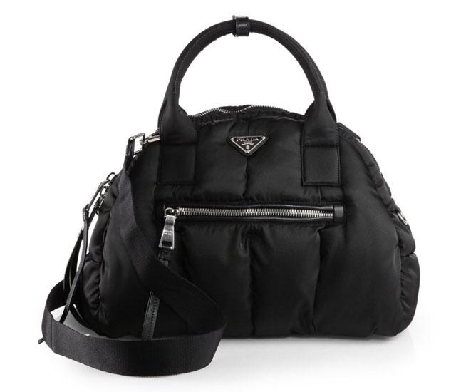 discount prada handbags authentic - Prada\u0026#39;s Fall 2013 Runway Bags Are Still A Little Weird - PurseBlog