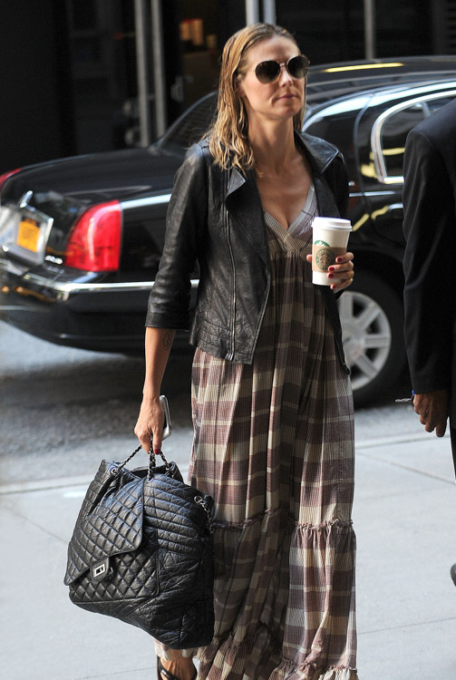 The Many Bags of Heidi Klum-13