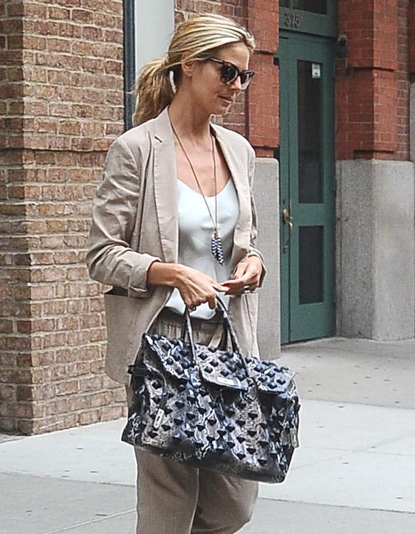 The Many Bags of Heidi Klum-27
