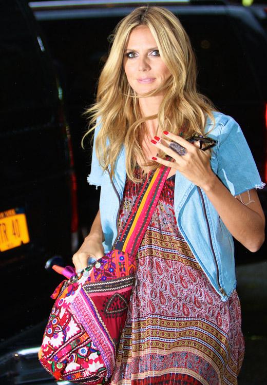The Many Bags of Heidi Klum-28