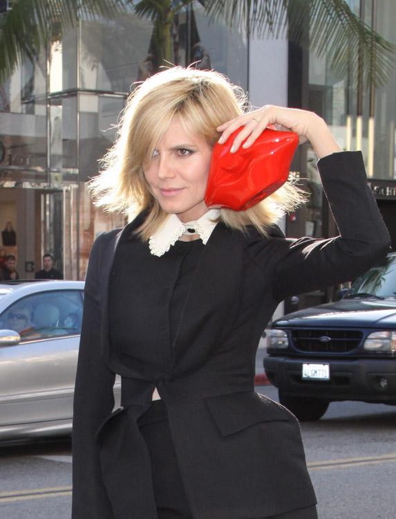 The Many Bags of Heidi Klum-5
