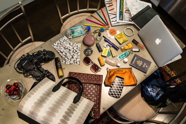 What's In Her Bag: Shira Suveyke from theOUTNET.COM (2)