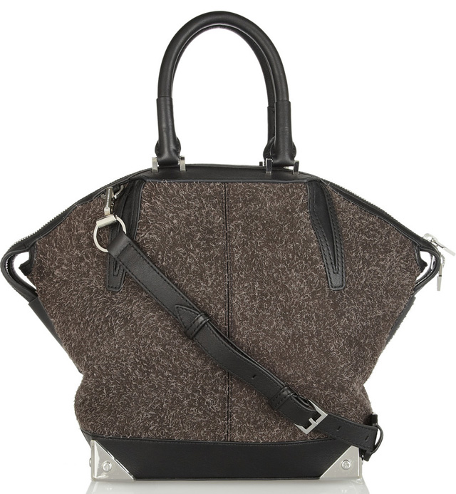 Alexander Wang Emile Tweed Bag