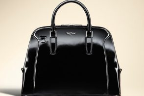 And Now For Something Completely Different: Bentley Launches Handbag Line