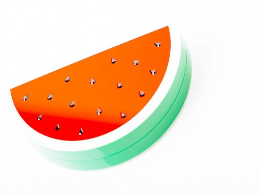 Charlotte Olympia Watermelon Clutch