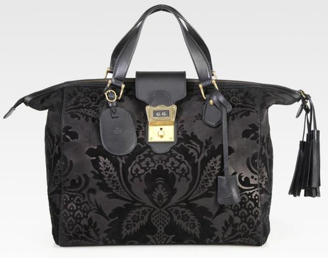 Gucci Goldmark Top Handle Bag