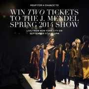 J. Mendel Show Tickets