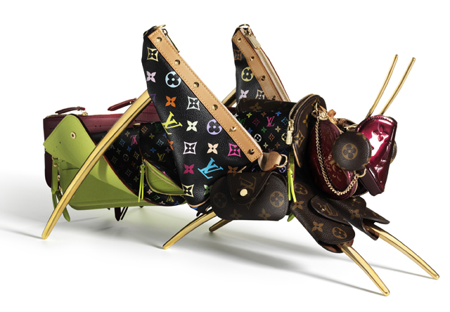Louis Vuitton Billie Achilleos Leather Animal Sculptures (6)
