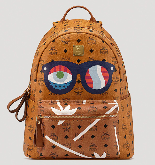 MCM Medium Backpack
