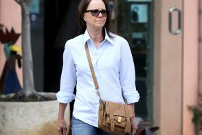 Sally Field Really, Really Likes Her Proenza Schouler Bag