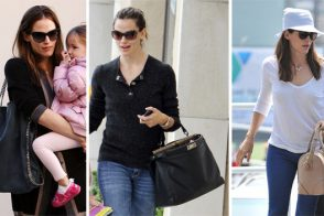 The Many Bags of Jennifer Garner