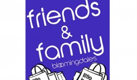 Bloomingdale's Friends and Family