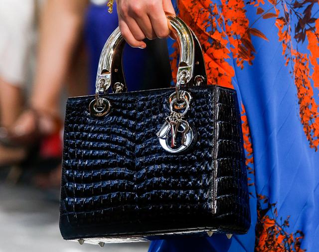Christian Dior Spring 2014 Handbags (1)