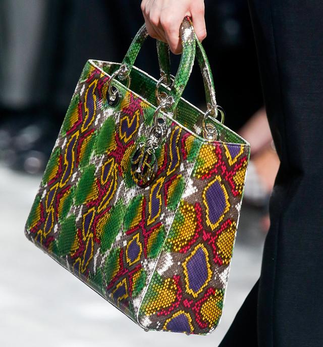 Christian Dior Spring 2014 Handbags (6)