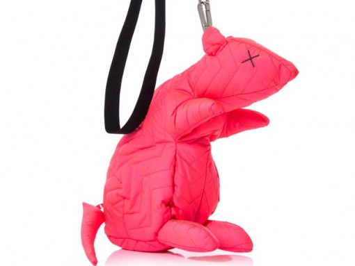 Christopher Raeburn Quilted Water Rat Shoulder Bag