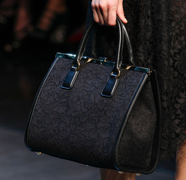 Dolce & Gabbana Spring 2014 Handbags (14)
