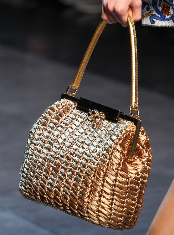 Dolce & Gabbana Spring 2014 Handbags (20)