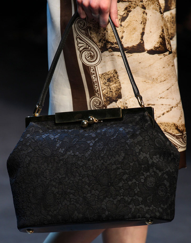 Dolce & Gabbana Spring 2014 Handbags (4)