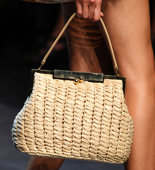 Dolce & Gabbana Spring 2014 Handbags (9)