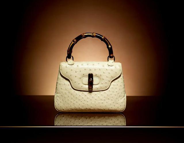 Gucci Bamboo Bag 1960s