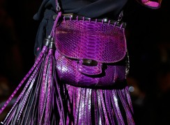 Gucci's Spring 2014 Bags Have Fringe Galore