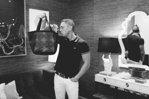 What's In His Bag: Jonathan Adler