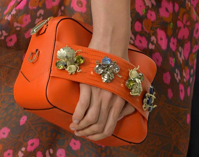 Matthew Williamson Embellished Clutch Spring 2014