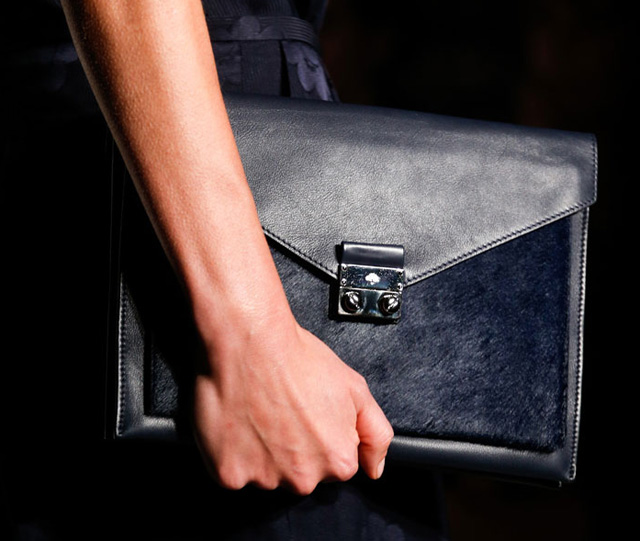 Mulberry Kensal Clutch Spring 2014