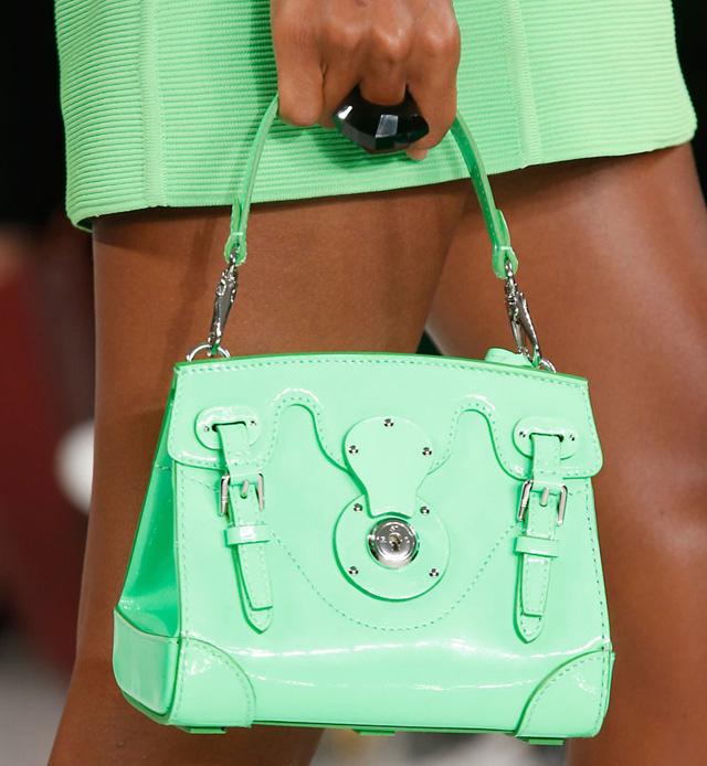 Ralph Lauren Spring 2014 Handbag
