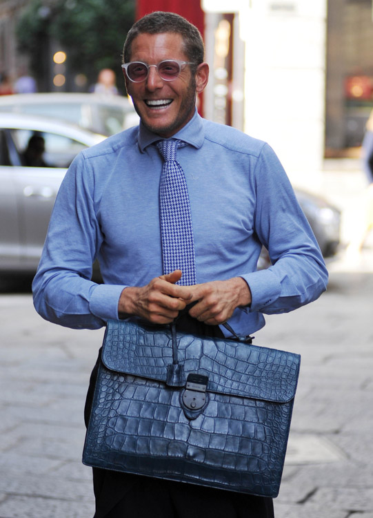 The Many Bags of Celebs at Milan Fashion Week (7)