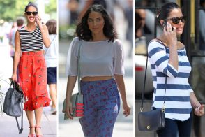 The Many Bags of Olivia Munn