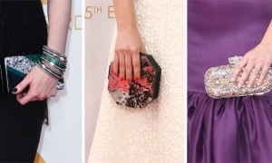 The Many Bags of The 2013 Emmy Awards
