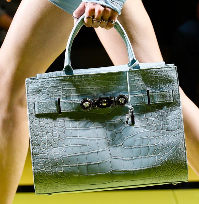 Versace Spring 2014 Handbag