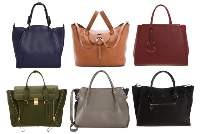 13 Large Handbags